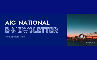 AIC National Newsletter Edition 3 2019