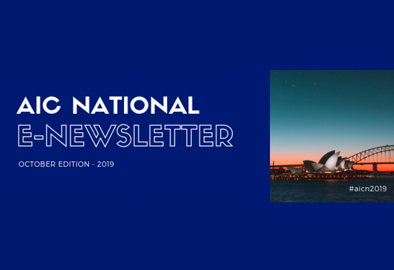AIC National Newsletter Edition 5 2019