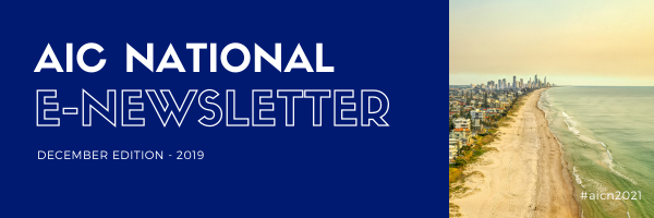 AIC National Newsletter Edition 6 2019